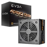 Evga 220-B3-0650-V1 650 B3, 80 Plus Bronze 650W, Fully Modular Power Supply