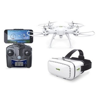 Promark P70-VR 3D Virtual Reality High Definition Drone W/ 720p Hd Camera (Refurbished)