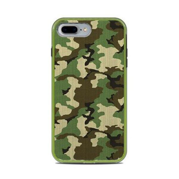 size 40 3eb73 ae20c Lifeproof iPhone 7 Plus-8 Plus Slam Case Skin - Woodland Camo