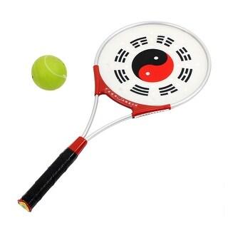 Kung Fu Taiji Softball Aluminum Alloy Racket Exercise Tai Chi Soft Ball Bat