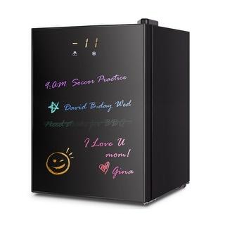 2.1 cu.ft. Stainless Steel Upright Freezer Single Door