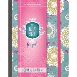 Turquoise - Niv Holy Bible For Girl - Journal Edition