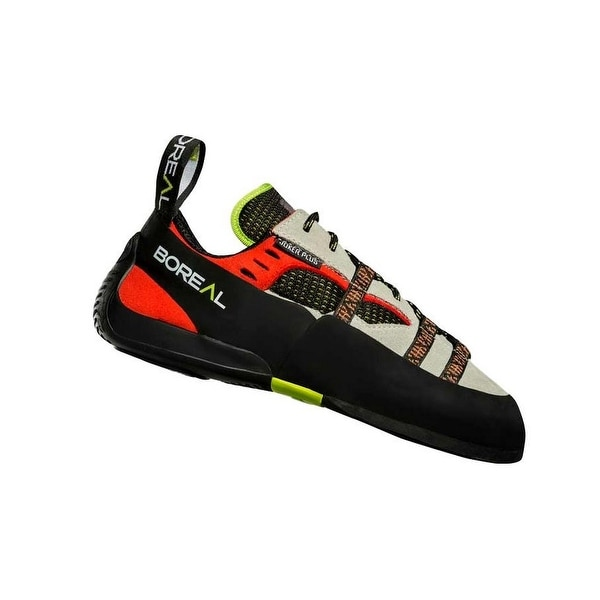Boreal Climbing Shoes Mens Joker Plus Lace PU Air Net Lining