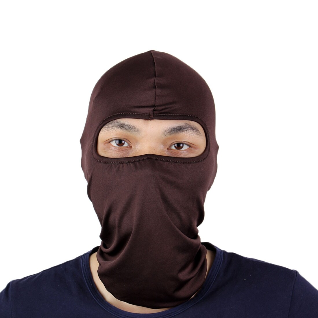 Outdoor Sport Gear Lycra Balaclava Full Face Mask Motorcycle Cycle Balaclava GY