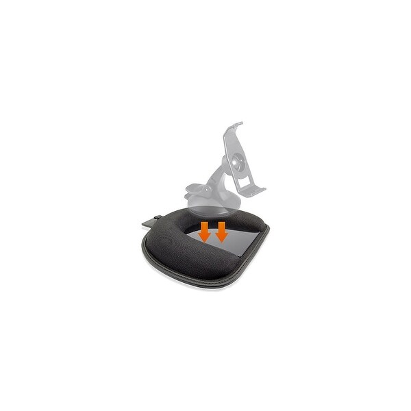 TomTom Universal Dashboard Mount f/ All Series- 9UUB.052.00