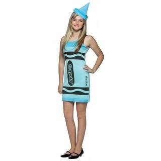 Crayola Crayon Tank Dress