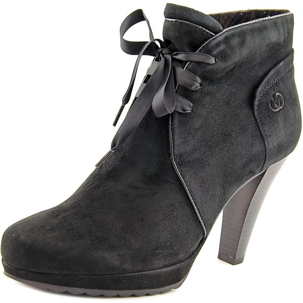 Gerry Weber Liliana 13 Women Round Toe Leather Ankle Boot