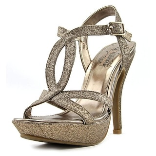 Unlisted Kenneth Cole Sweet Not Hour   Open Toe Synthetic  Sandals