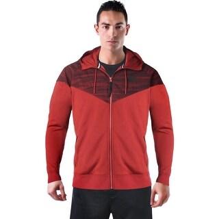 Nike Mens Athletic Jacket Athleisure Printed