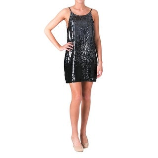 W118 by Walter Baker Womens Kira Sequined Ombre Party Dress