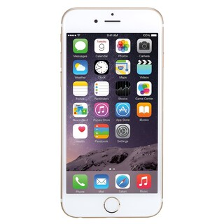 Apple iPhone 6 Plus 64GB Unlocked GSM Phone w/ 8MP Camera (Certified Refurbished)