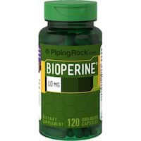 Piping Rock Bioperine 10 mg (120 Quick Release Capsules)