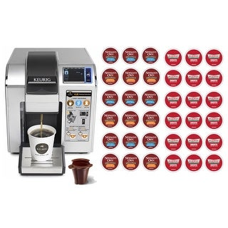 Keurig VUE V1200 Commercial Brewing System with V Cup Converter and 36 K-Cups