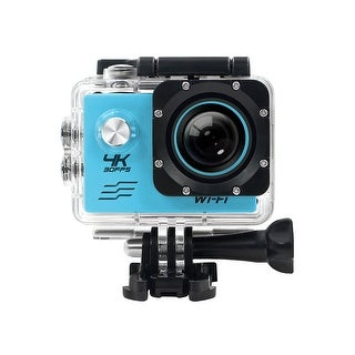 AGPtek Ultra HD 4K WIFI Sports Action Camera Ultra HD Waterproof DV Camcorder 12MP 170 Degree Wide Angle Diving Camera