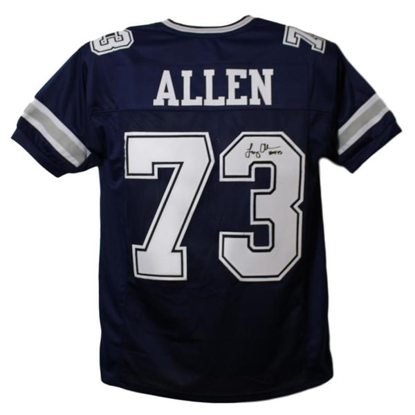 81bb44db007 Shop Larry Allen Autographed Dallas Cowboys Blue XL Jersey - Free Shipping  Today - Overstock - 27279189