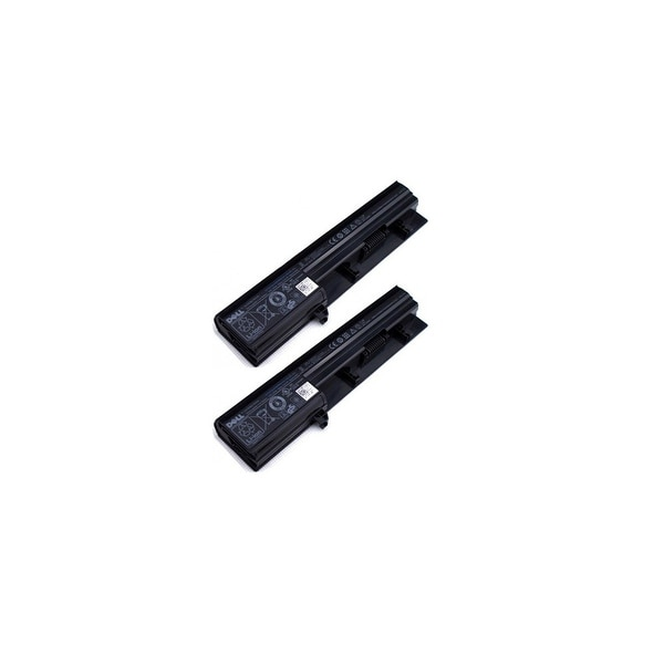 Battery for Dell 312-1007 (2-Pack) Replacement Battery