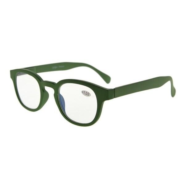 0c70792c8f2 Shop Eyekepper Reading Glasses Clear Lens With Anti Glare Film (Dark ...