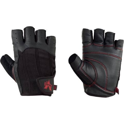 Valeo Ocelot Weight Lifting Gloves - Black
