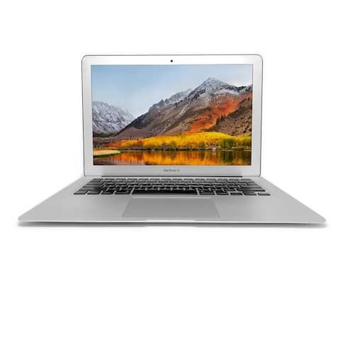 "13"" Apple MacBook Air 1.8GHz Dual Core i7 - Silver"