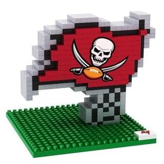 Tampa Bay Buccaneers 3D NFL BRXLZ Bricks Puzzle Team Logo