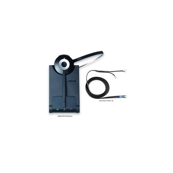 Jabra Pro 920 Ehs Wireless Bundle For Yealink Phones: Shop Jabra PRO 920 Mono Wireless Headset W/ Aastra 14201