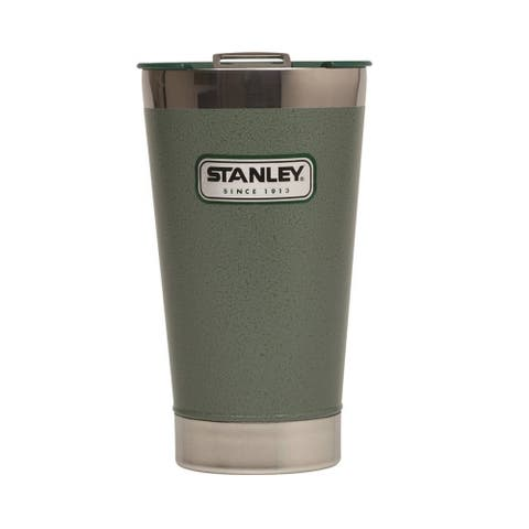 Stanley 10-01704-055 Vacuum Pint, Stainless Steel, 16 Oz.