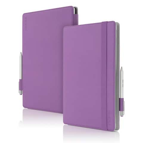 Incipio Roosevelt Slim Folio Case for Surface Pro 3 w/ Type Cover, Dark Purple