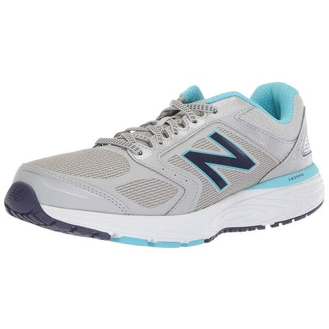 a4390afbaad New Balance Womens W560CG7 Low Top Lace Up Running Sneaker