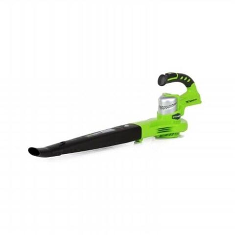 Greenworks 2400202 G24 24V Cordless 2 Speed Blower