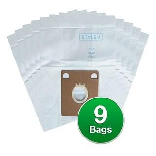 Replacement Vacuum Bag for Eureka Style V Vacuum Bag (3-Pack) - Micro