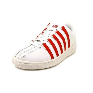 K-Swiss Classic Luxury Edition Round Toe Leather Walking Shoe