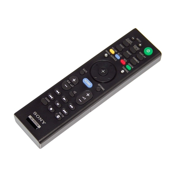 NEW OEM Sony Remote Control Originally Shipped With SACT800, SA-CT800