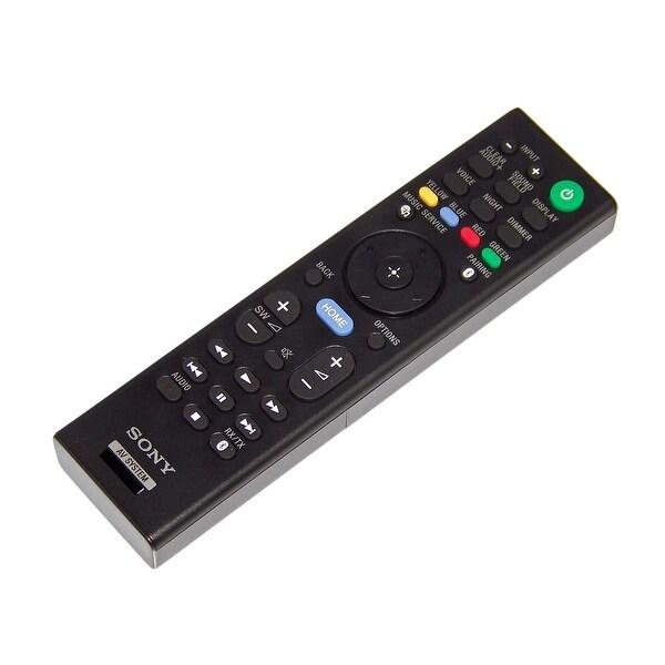 NEW OEM Sony Remote Control Originally Shipped With SAST5000, SA-ST5000