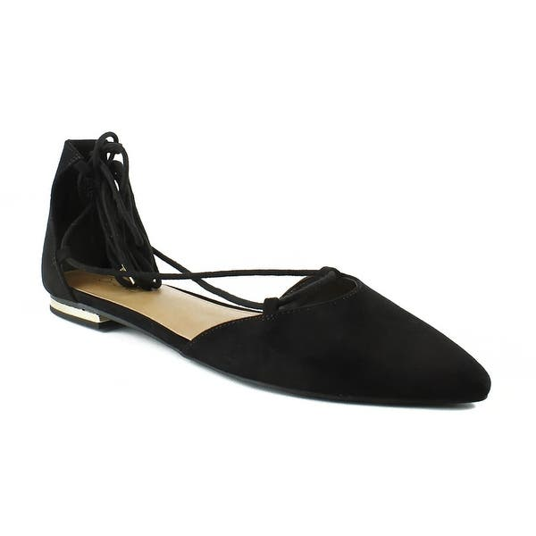 Topline Womens Enight Pointed Toe Flat