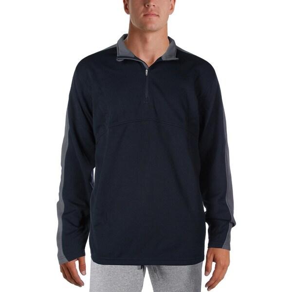 Charles River Apparel Mens 1/4 Zip Pullover Fitness Jacket