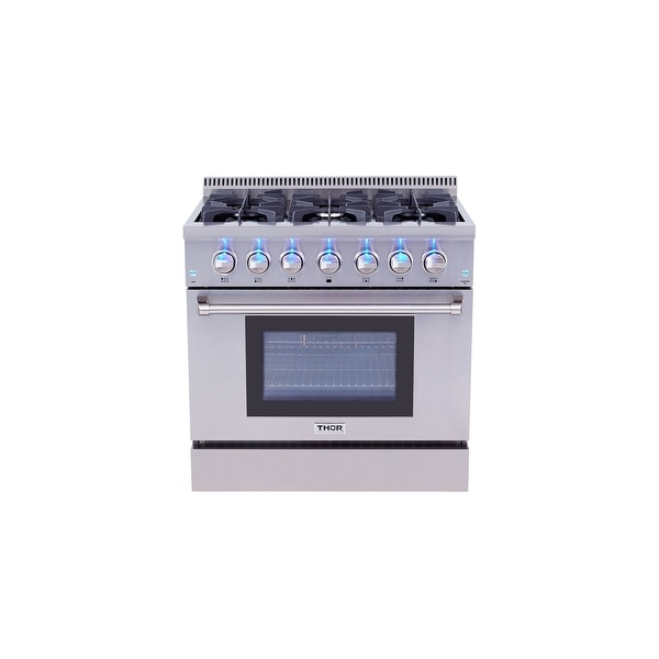 Shop Thor Kitchen Hrd3606u 36 Quot Wide 5 2 Cu Ft Capacity
