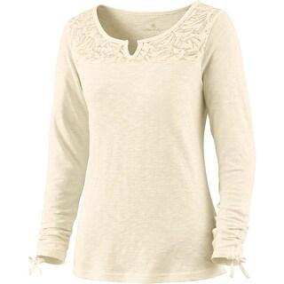 Legendary Whitetails Ladies Shed Hunter Long Sleeve Shirt