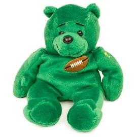 Mr. Octobears Joe Montana Notre Dame Collectible Bean Bear