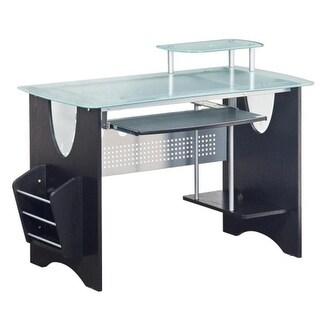 Techni Mobili RTA-2018-GPH06 Compact Computer Desk - Graphite