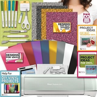 Cricut Explore Air 2 Machine Bundle