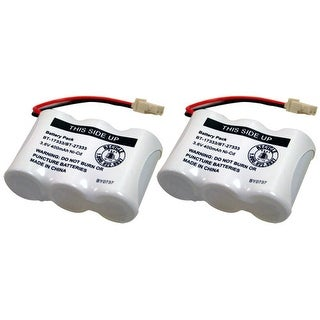Replacement Battery BT17333 (2 Pack) For AT&T, Clarity and VTech Cordless Phones