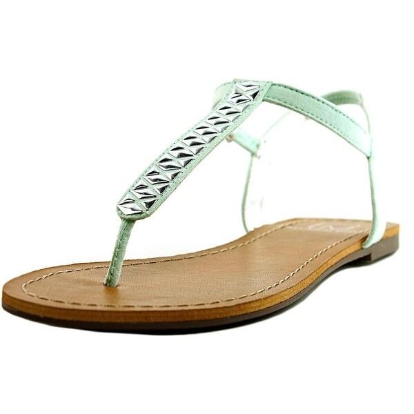 Material Girl Sage Women Mint Sandals