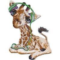 "Giraffe 2.5""X3.5"" - C&D Visionary Patch"