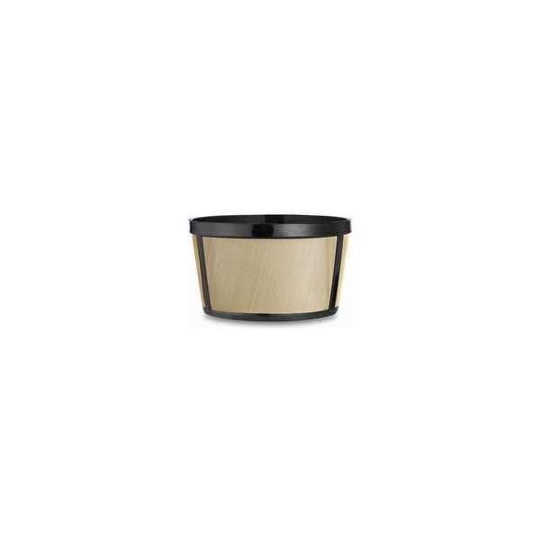 Medelco Cafe Brew Collection 4 Cup Permanent Basket Coffee Filter