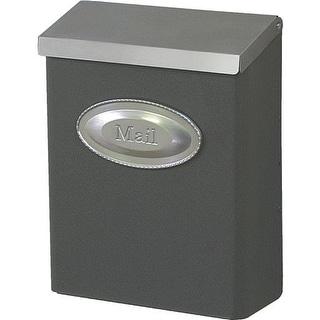 Solar Group Vbrnze Vert Lock Mailbox DVKPBZ00 Unit: EACH