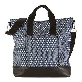 Hadaki by Kalencom Women's French Market Tote Fantasia Geo - US Women's One Size (Size None)