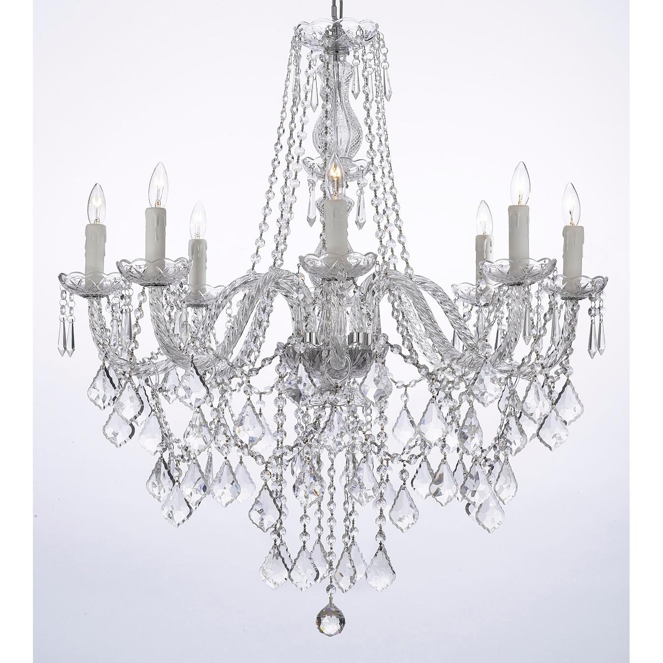 Crystal Chandelier Lighting 8