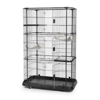 Prevue Pet Premium Cat Home - 4 levels - 7500