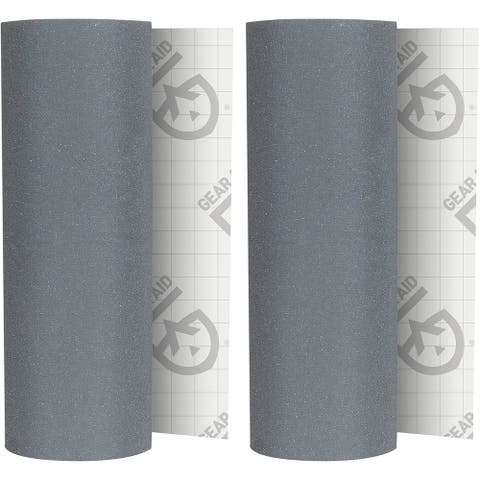 "Gear Aid Tenacious Tape 3"" x 20"" No-Sew Peel and Stick Reflective Tape - 2-Pack - 3"" x 20"""