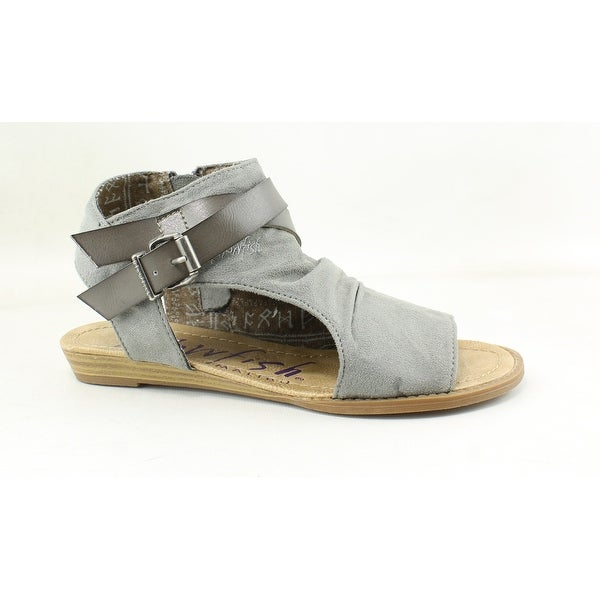 1c53f2b40dc1 Shop Blowfish Womens Balla Gray Sandals Size 6.5 - Free Shipping On ...